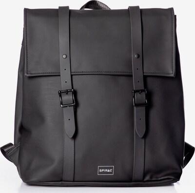 SPIRAL Rugzak 'CROWN' in de kleur Zwart, Productweergave