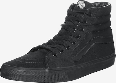 VANS Sneaker 'SK8-HI' in schwarz: Frontalansicht