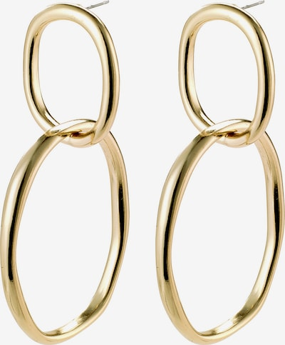 Pilgrim Earrings 'Air' in gold, Produktansicht
