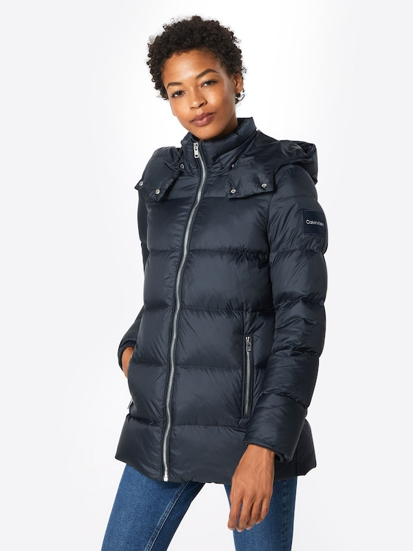 D'hiver En Klein Calvin Bleu Veste Marine 5Aq4Lc3RjS
