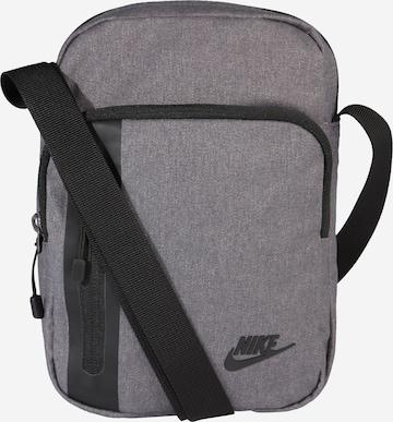 Geantă de umăr de la Nike Sportswear pe gri