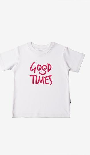 LILIPUT T-Shirt in himbeer / weiß, Produktansicht