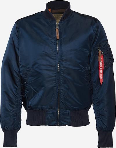 ALPHA INDUSTRIES Jacke 'MA-1 VF 59' in blau / dunkelblau, Produktansicht