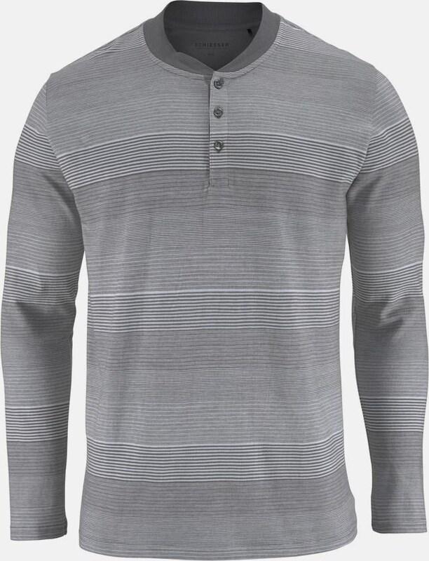 SCHIESSER Streifen Pyjama