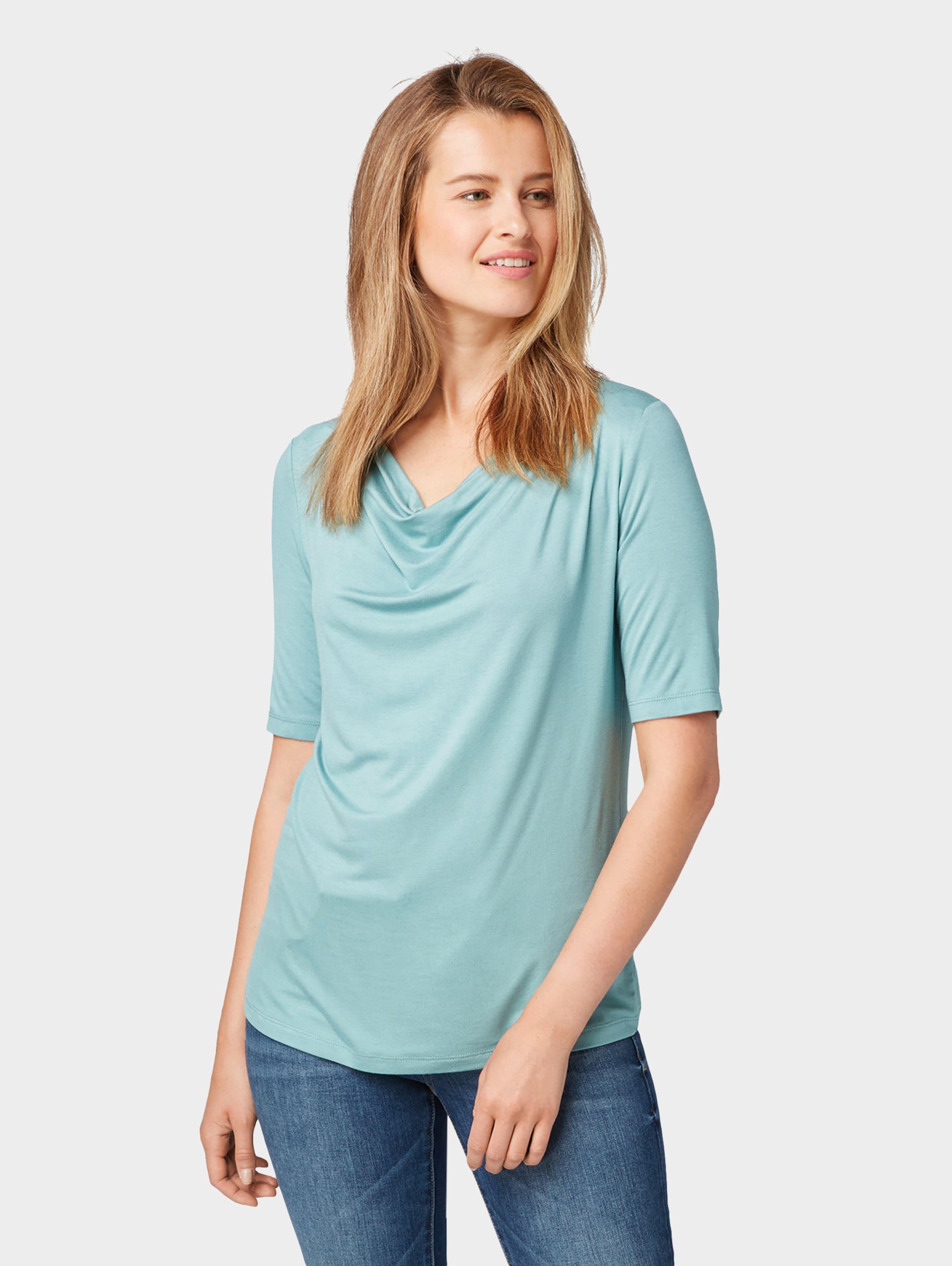 Tom shirt Hellblau T In Tailor CWdxoreBQ
