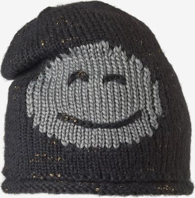 STÖHR Mütze in schwarz, Produktansicht