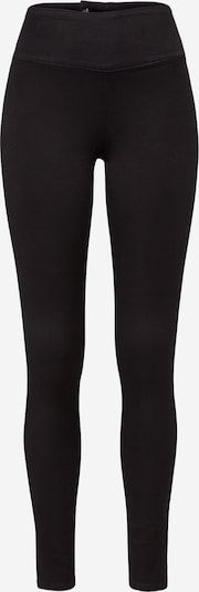 PIECES Jeggings 'HIGHWAIST BETTYSOFT' en noir, Vue avec produit