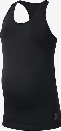 REEBOK Tanktop in schwarz, Produktansicht