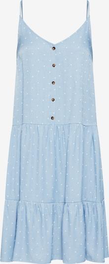 SISTERS POINT Kleid 'VICKI-ST.DR' in hellblau / weiß, Produktansicht
