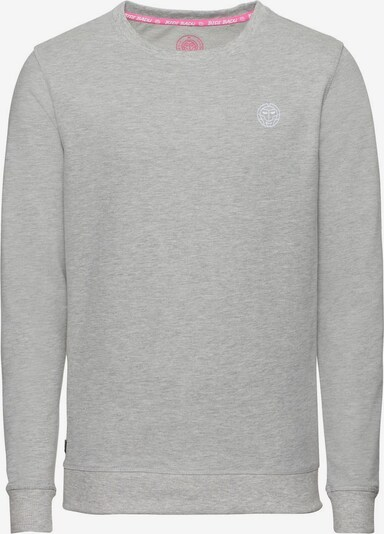 BIDI BADU Langarmshirt in grau, Produktansicht