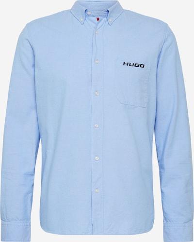 HUGO Košeľa 'Ermann' - modré, Produkt