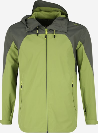 CMP Kurtka outdoor w kolorze zielonym, Podgląd produktu
