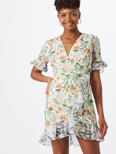 vegyes színek / fehér Trendyol Nyári ruhák: Elölnézet
