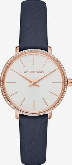 Michael Kors Uhr 'MK2804' in kobaltblau / rosegold / weiß, Produktansicht