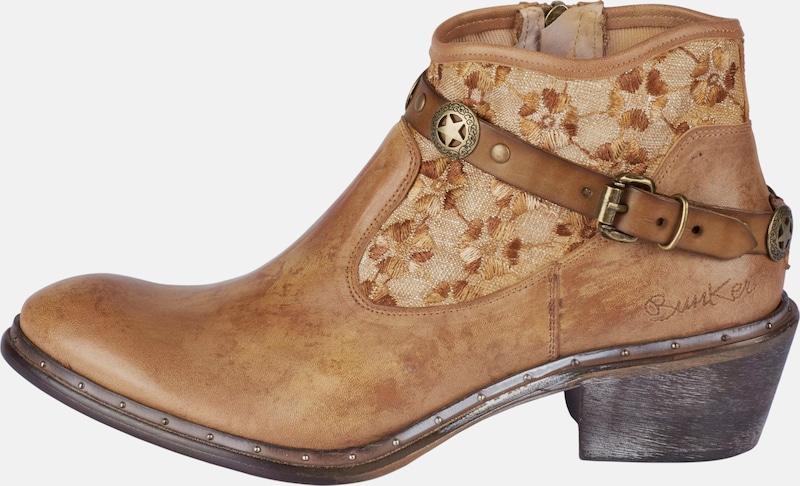 Bunker Stiefelette Günstige und langlebige Schuhe
