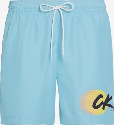 Calvin Klein Swimwear Swim Shorts in hellblau, Produktansicht
