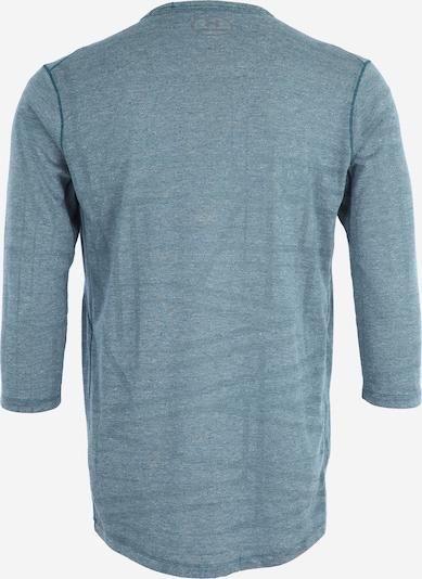 UNDER ARMOUR Sportshirt 'Threadborne Utility' in blau: Rückansicht