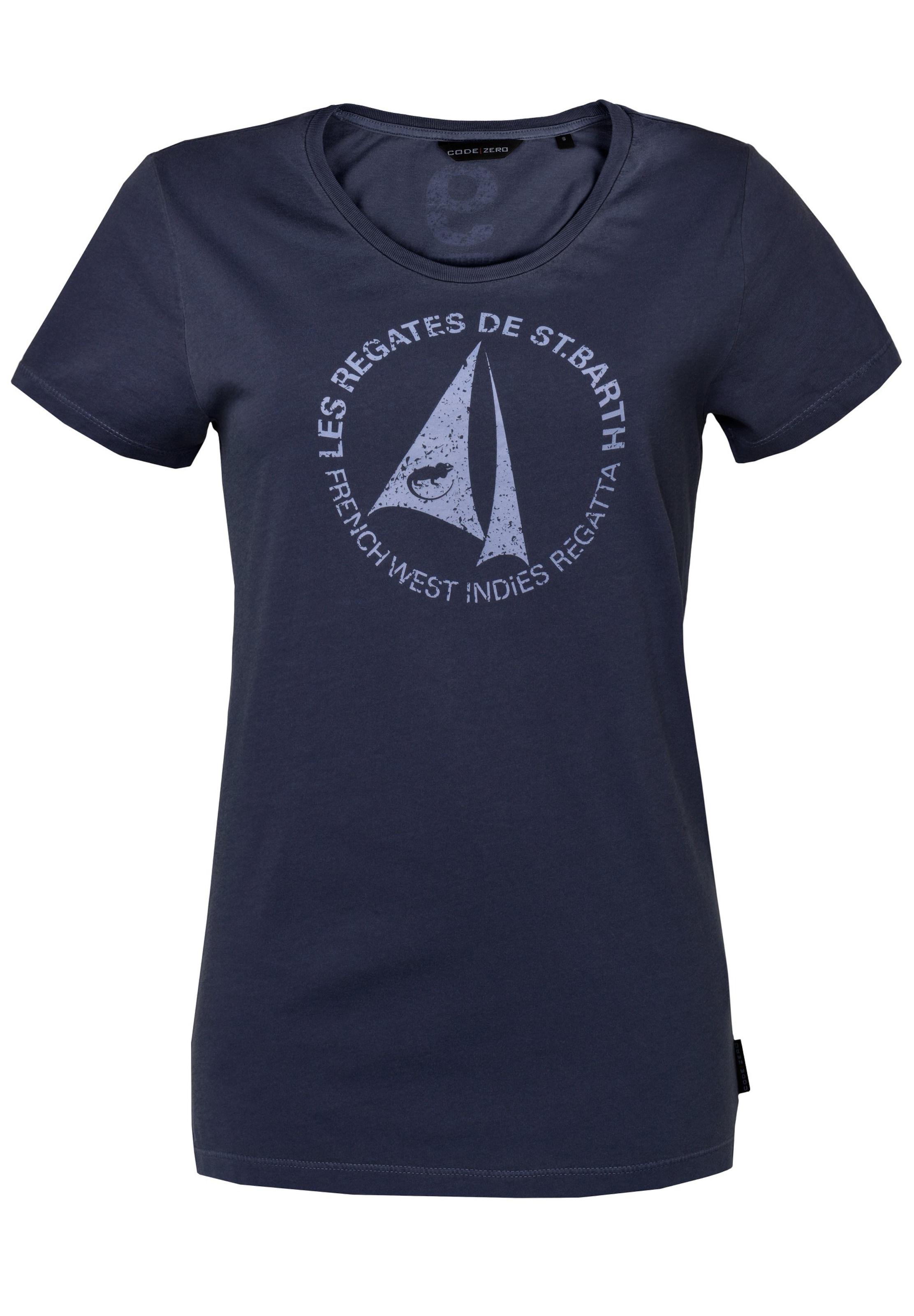 Code In zero T NavyHelllila shirt 'stBarth' AR34qjL5