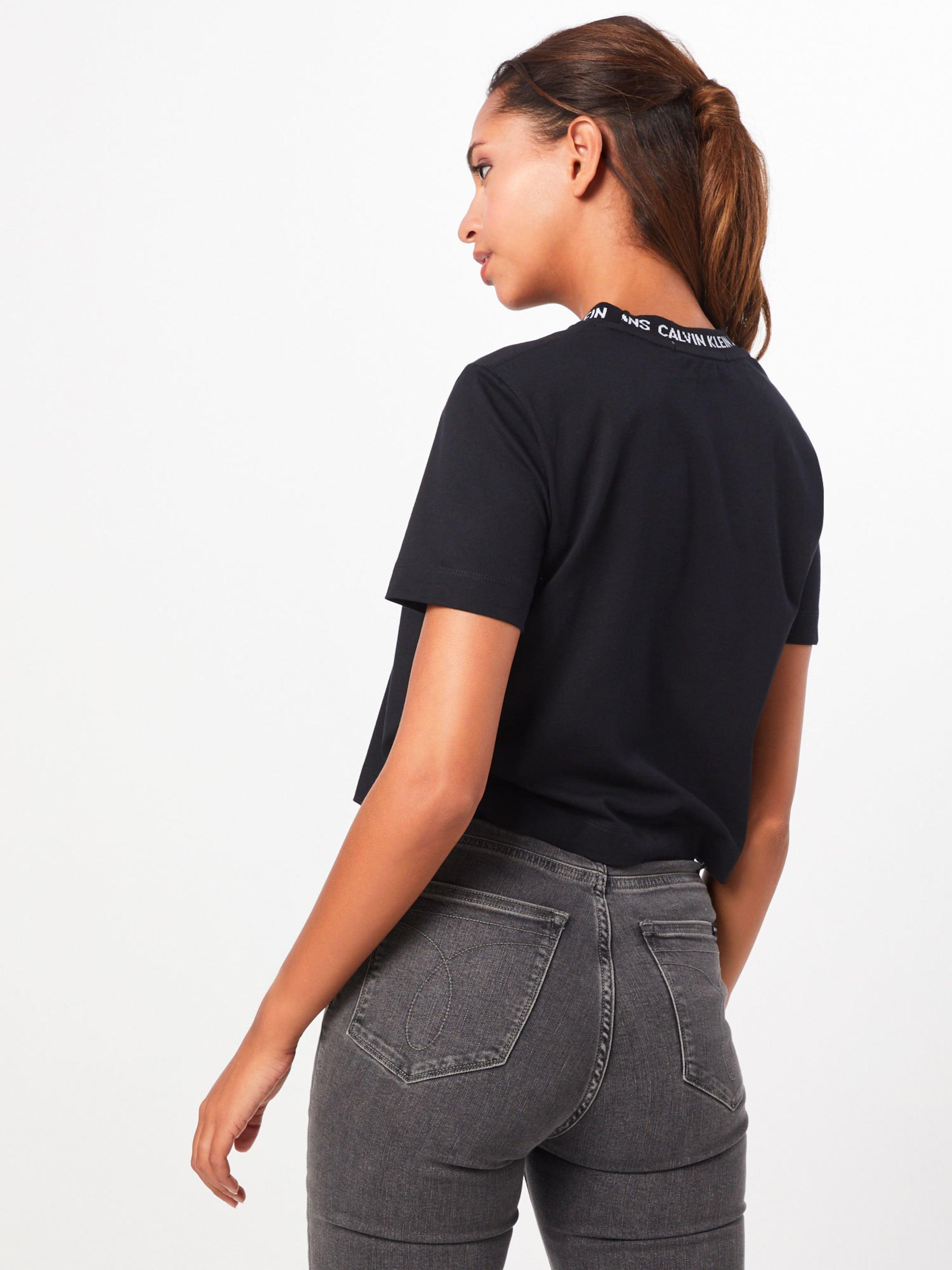 Shirt Schwarz Klein Jeans In Calvin 0XOPk8nw