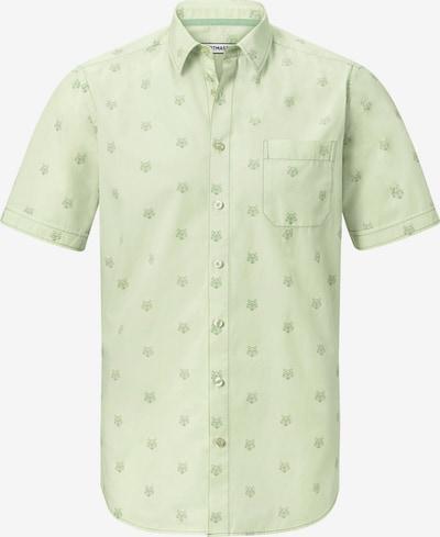 Shirtmaster Overhemd ' Wolfhead ' in de kleur Mintgroen, Productweergave