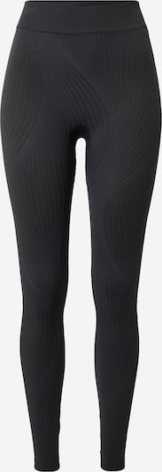 ODLO Pantalon de sport 'Pure Ceramiwarm' en noir, Vue avec produit