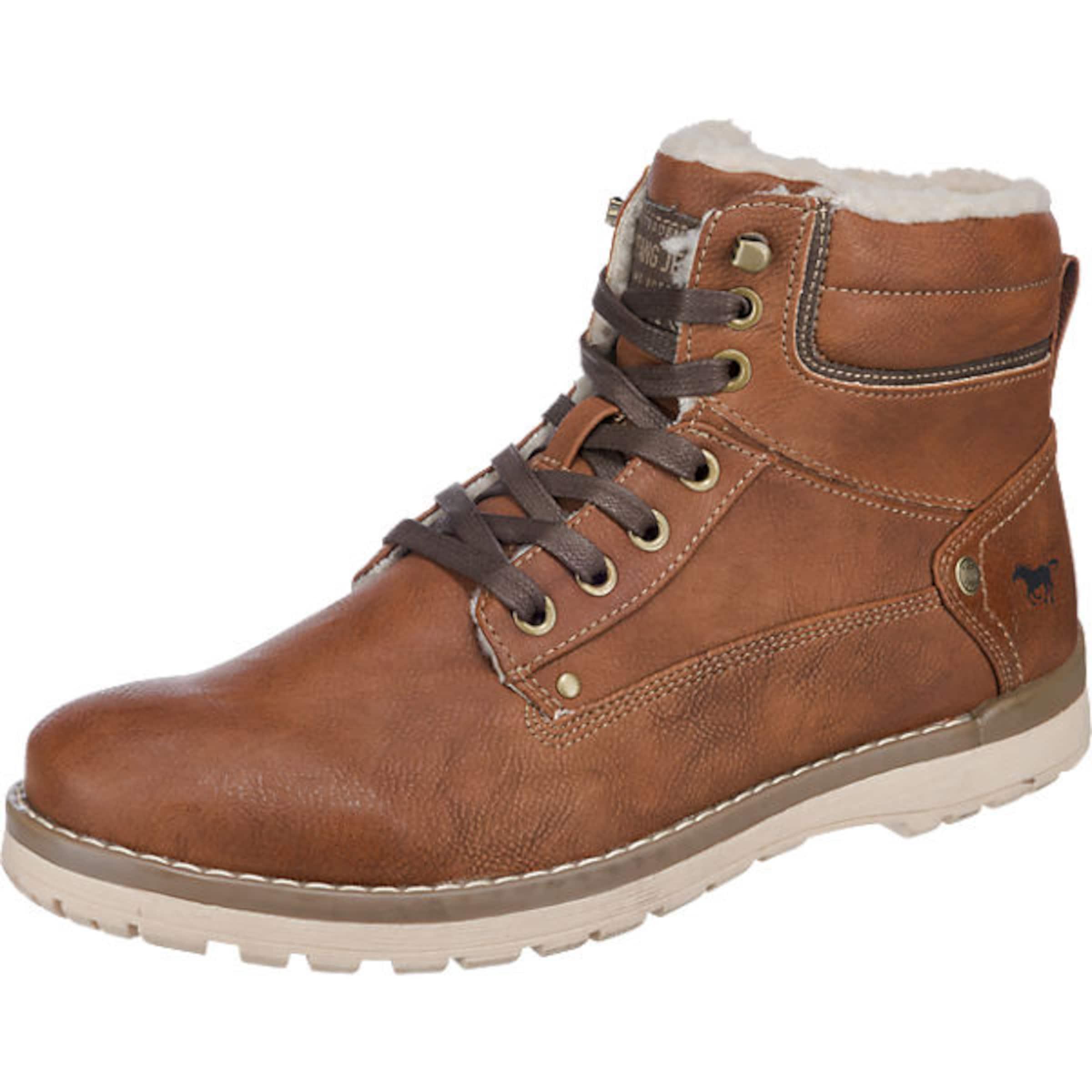 MUSTANG Stiefel & Stiefeletten Verschleißfeste billige Schuhe