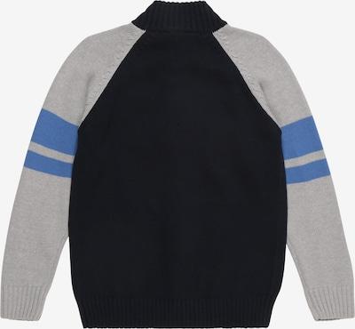 BLUE SEVEN Strickjacke in dunkelblau: Rückansicht