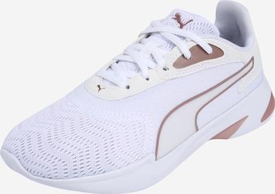 PUMA Sneaker 'JaroMetal' in bronze / weiß, Produktansicht