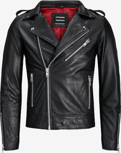 JACK & JONES Tussenjas 'Terminator' in de kleur Zwart, Productweergave