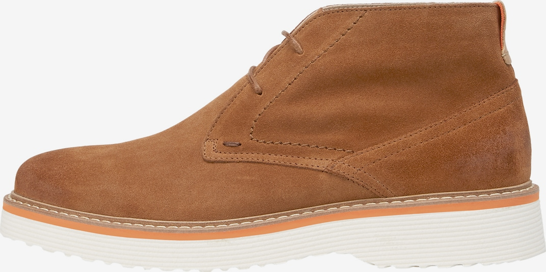 Marc O'Polo Boots in cognac, Produktansicht