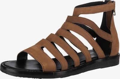 JOLANA & FENENA Sandale in braun, Produktansicht