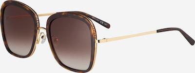 Stella McCartney Sonnenbrille 'SC0206S-001 55' in dunkelbraun / gold, Produktansicht