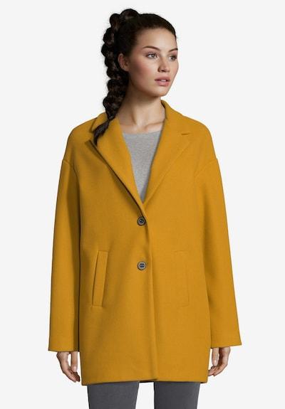 Amber & June Přechodný kabát - zlatě žlutá, Model/ka