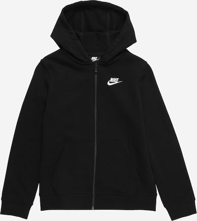 Džemperis iš Nike Sportswear , spalva - juoda / balta, Prekių apžvalga