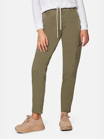 Pantalon cargo 'Denise' Mavi en vert