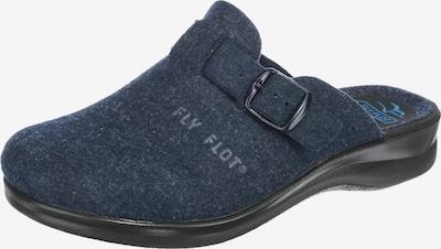 FLY FLOT Pantoffeln in blau, Produktansicht
