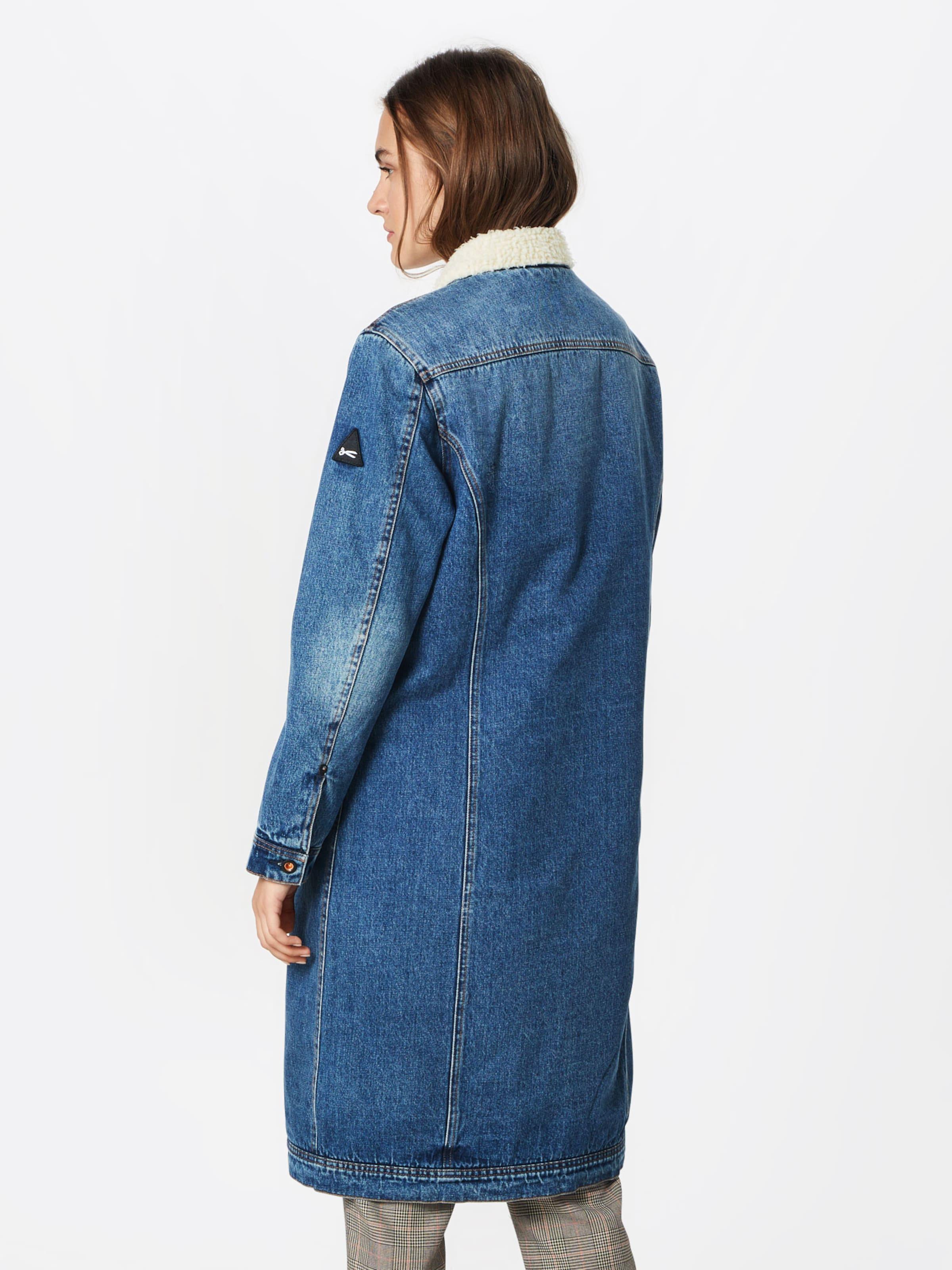 En Manteau saison Denham Mi Bleu VpLzGSjUMq