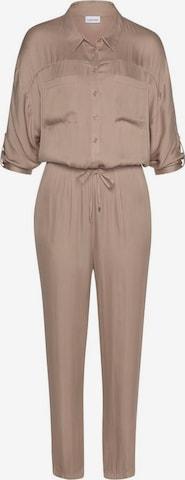 smėlio LASCANA Vienos dalies kostiumas