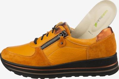 WALDLÄUFER Sneakers in gelb, Produktansicht