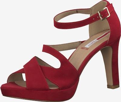 s.Oliver Sandalen in rot, Produktansicht