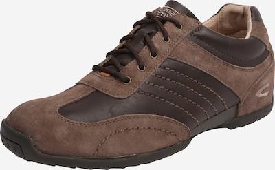 CAMEL ACTIVE Sneaker 'Space 12' in braun / dunkelbraun, Produktansicht