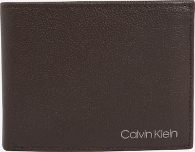 sötét barna Calvin Klein Pénztárcák, Termék nézet