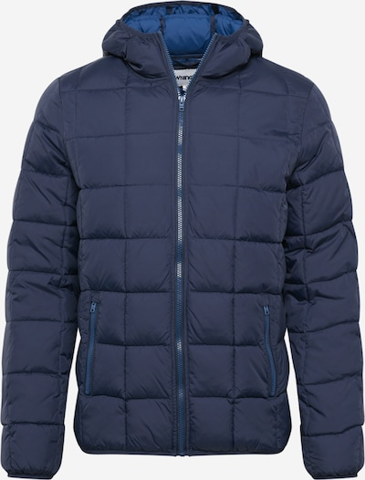 WRANGLER Winterjas 'THE PUFFER' in de kleur Navy, Productweergave