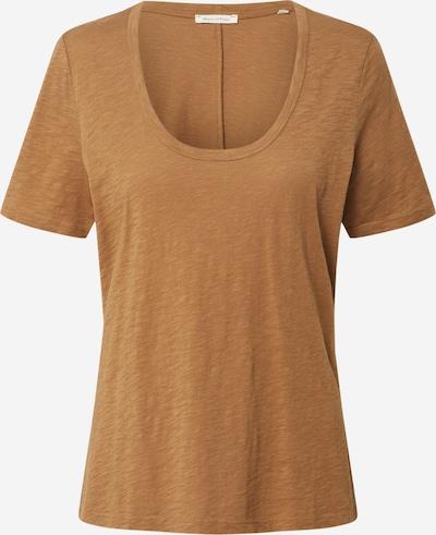 Marc O'Polo T-shirt en marron, Vue avec produit