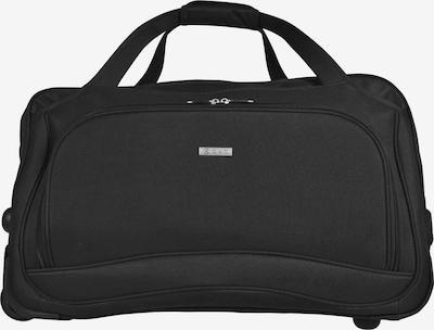 D&N Reistas in de kleur Zwart, Productweergave