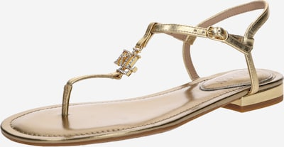 Lauren Ralph Lauren Sandale in gold, Produktansicht
