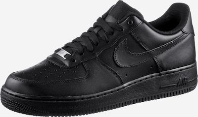 Nike Sportswear Baskets basses en noir, Vue avec produit