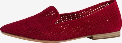 TAMARIS Slipper in blutrot, Produktansicht
