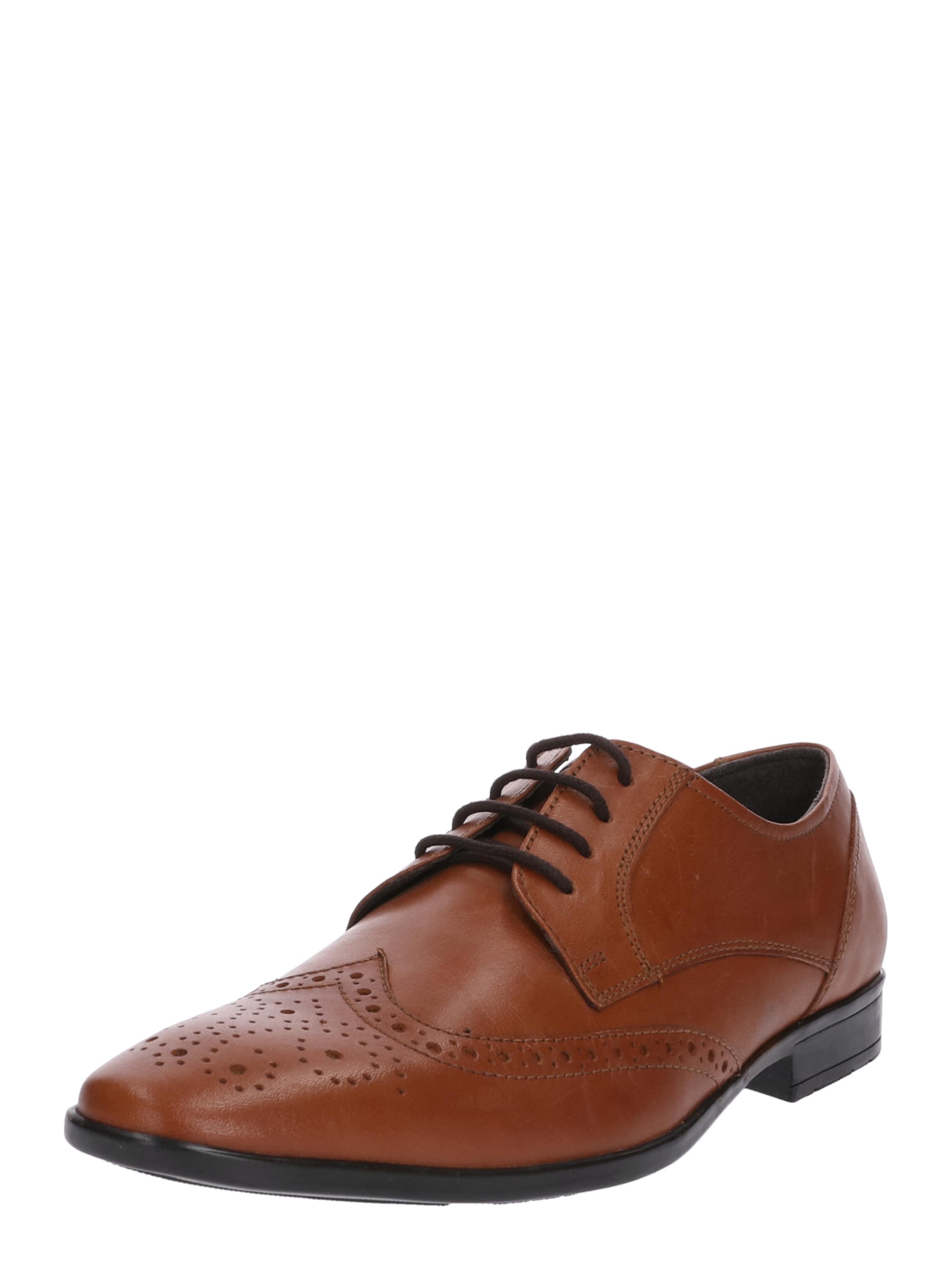 En Chaussure Pier À Cognac One Lacets N0wknZP8OX