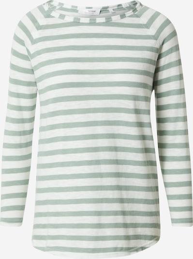Rich & Royal T-shirt en menthe / blanc, Vue avec produit